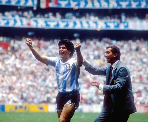 Ex-selecionador da Argentina deixa os cuidados intensivos