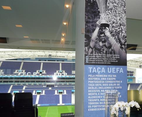 FC Porto quer criar hotel temático nos Aliados
