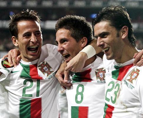 Portugal-Espanha, 4-0 (crónica)