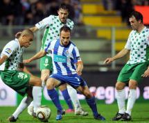 Moreirense vs FC Porto ( LUSA )