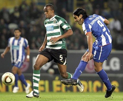 Sporting-F.C. Porto, 1-1 (crónica)