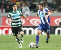Sporting: Valdés saiu lesionado e está em dúvida para o Lille