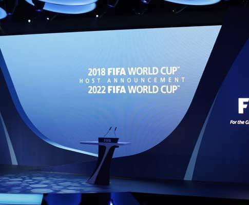 Mundial 2018 e 2022: se o futebol resistir será óptimo