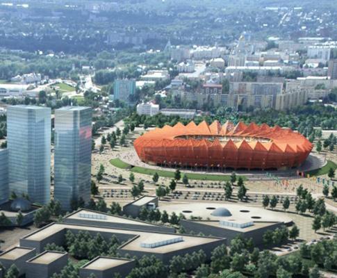 Irão treinou no Arena Mordovia com todos disponíveis