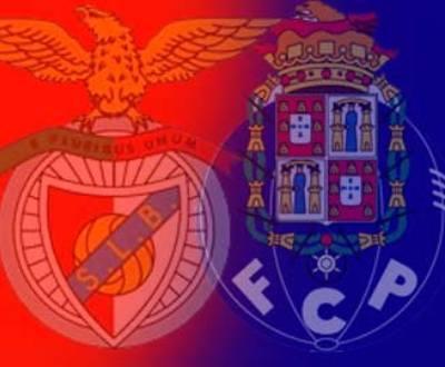 F.C. Porto-Benfica já tem hora, confira aqui