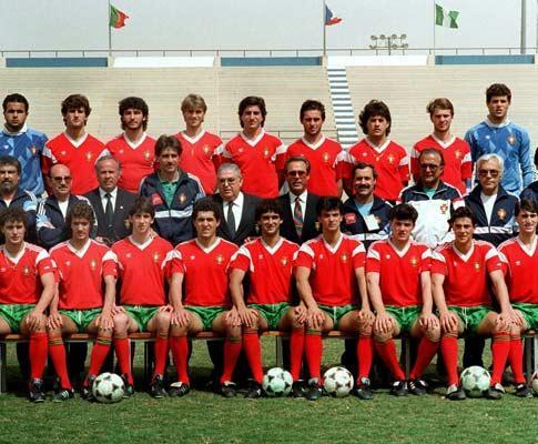 Sub-20: Portugal é terceiro no ranking dos Mundiais