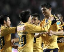 Benfica vs Olhanense (Foto: LUSA)