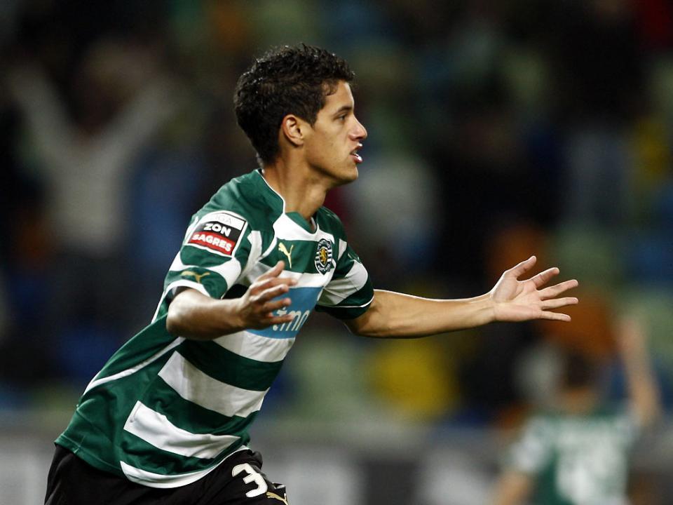 Sporting: Diogo Salomão chamado para a deslocação a Barcelos