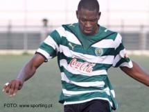 Amido Baldé (FOTO: www.sporting.pt)