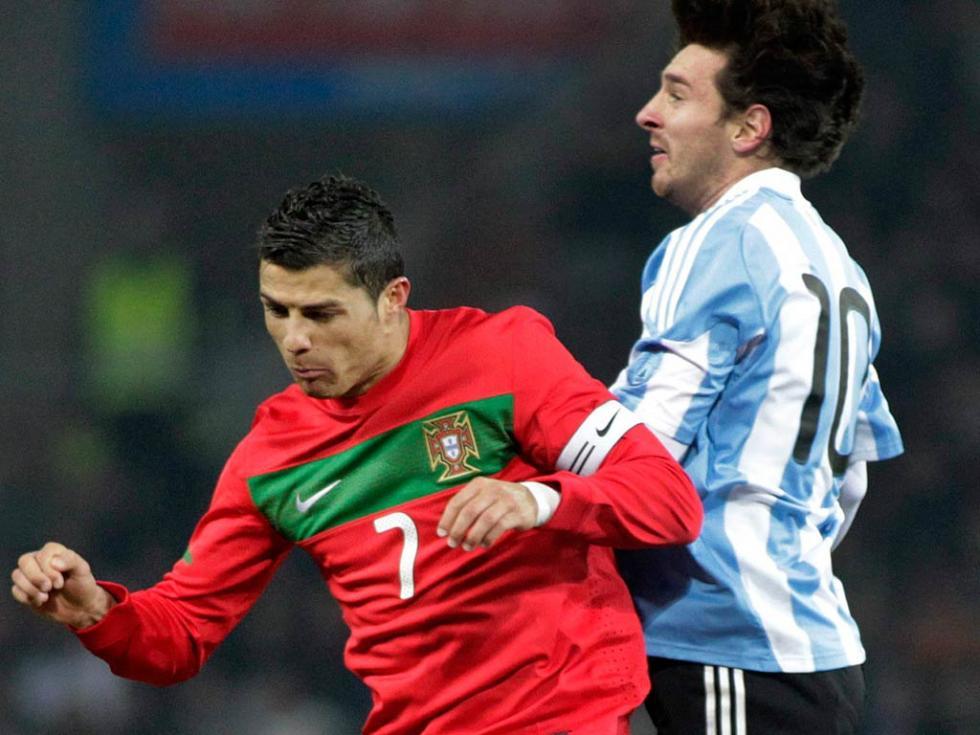 Portugal vs Argentina (EPA/Salvatore Di Nolfi)