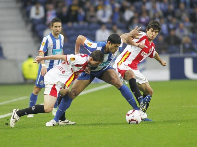 FC Porto x Sevilha