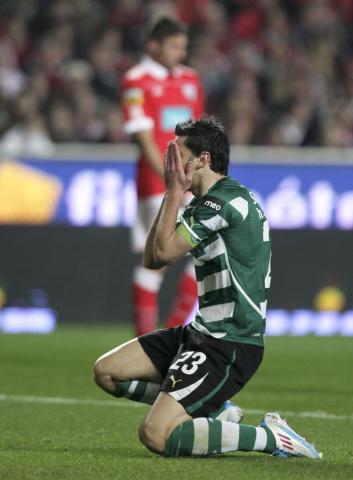 Benfica vs Sporting (Manuel de Almeida/LUSA)