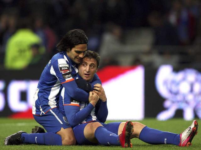 FC Porto vs V. Guimarães (Estela Silva/LUSA)