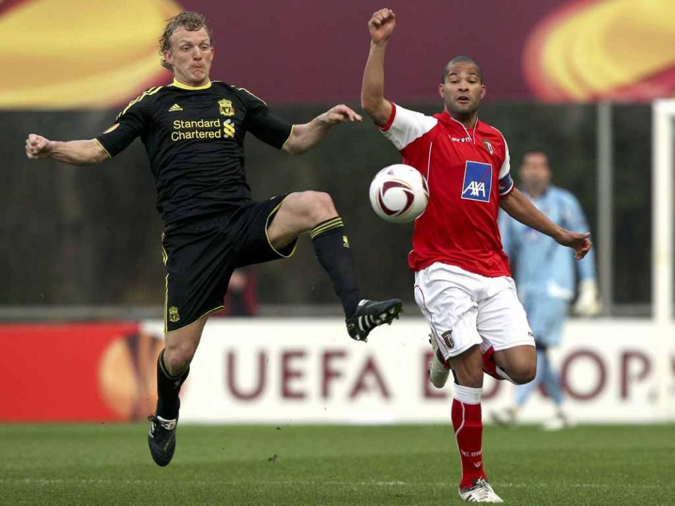 Sp. Braga vs Liverpool (Estela Silva/LUSA)