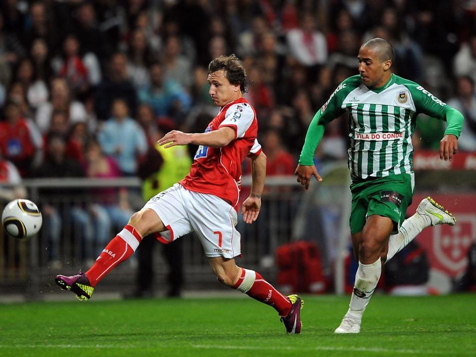 Bruno Alves: «Sinto grande orgulho no Geraldo e no Júlio»