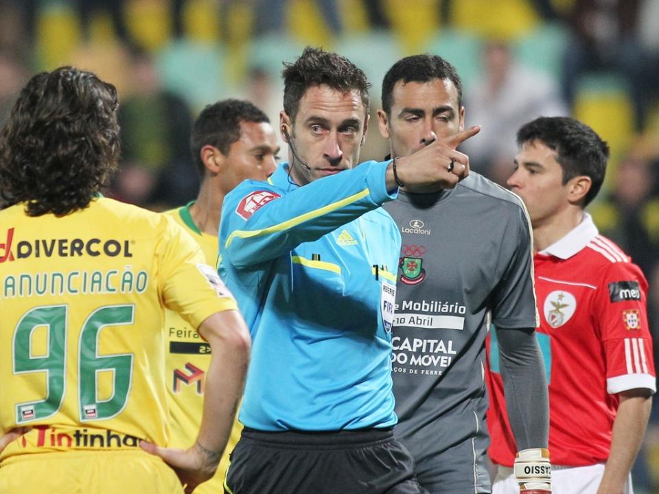 Liga: Soares Dias arbitra o Desp. Chaves-FC Porto