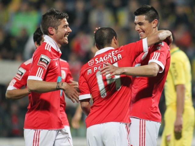 Paços de Ferreira x Benfica