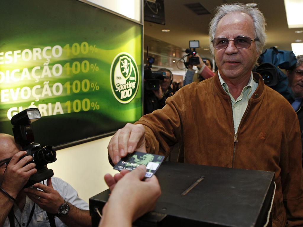 Godinho Lopes, presidente sem estado de graça