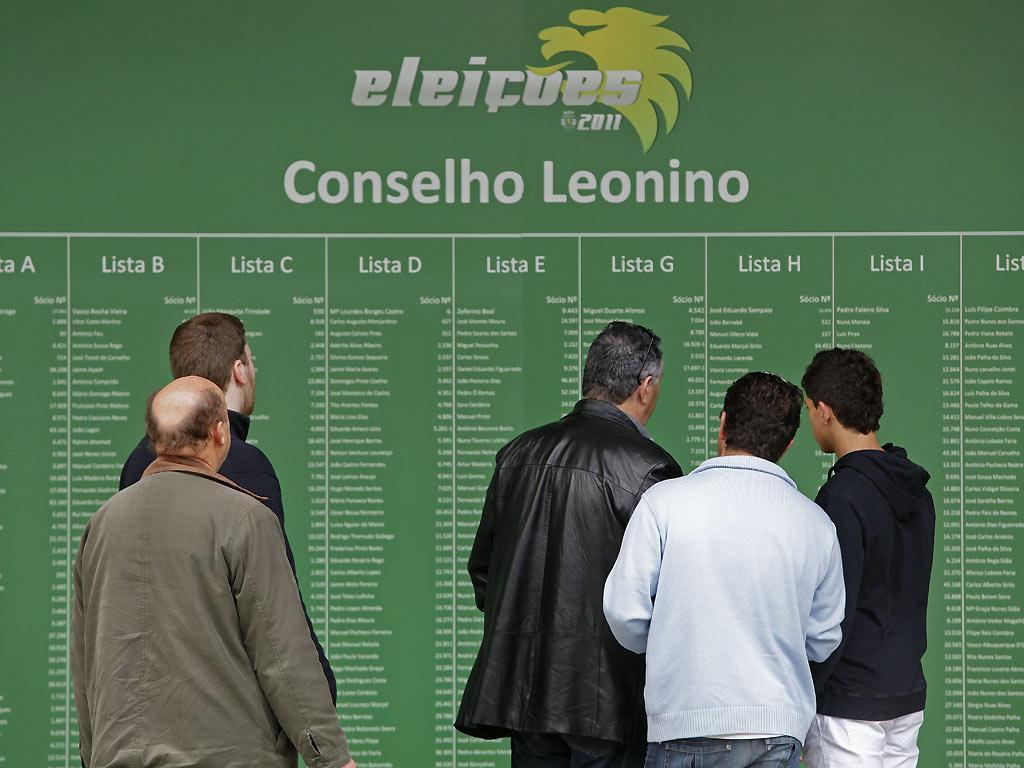 Eleições Sporting: resultados completos