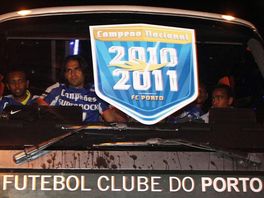 F.C. Porto campeão no Dragão