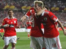 Benfica vs PSV Eindhoven (JOSÉ SENA GOULÃO / LUSA)