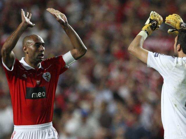 Benfica vs PSV Eindhoven (ANTÓNIO COTRIM / LUSA)