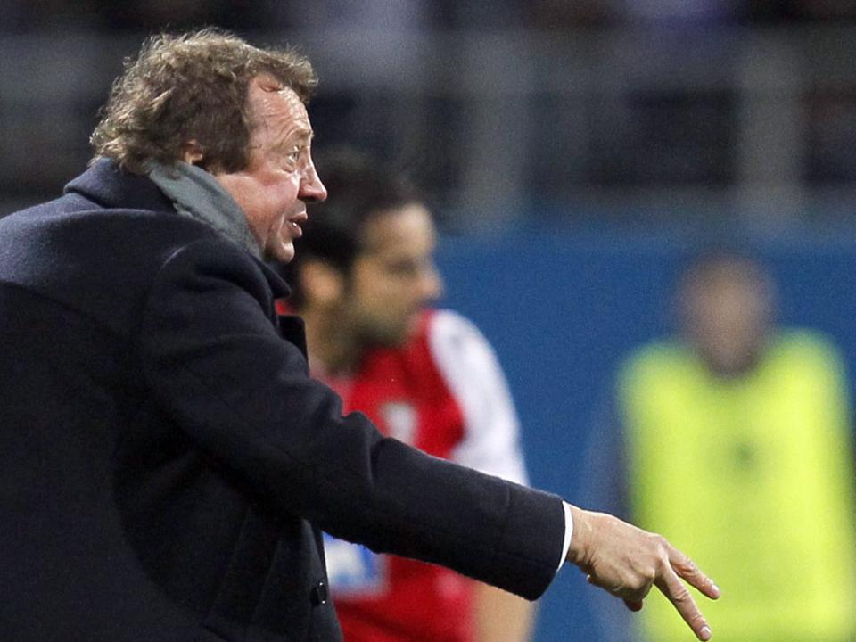 «O Atlético Madrid vai ganhar a Liga Europa»