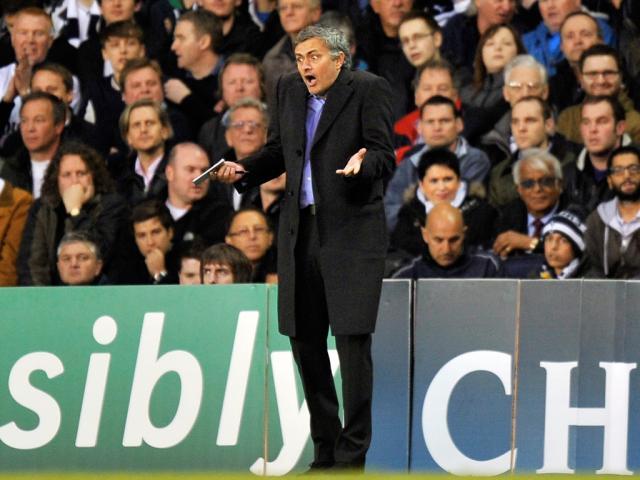 Mourinho em White Hart Lane
