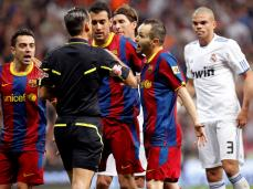 Real Madrid-Barcelona (EPA/Juan Hidalgo)