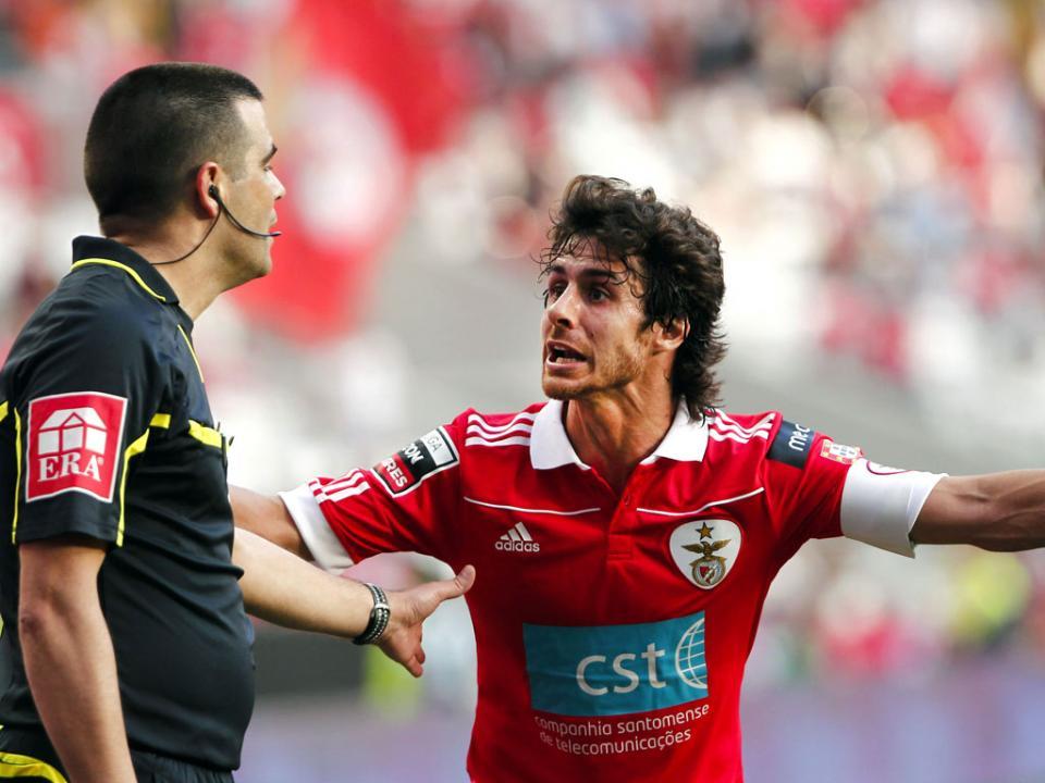 Nuno Roque despediu-se da arbitragem: «Dei tudo de mim»