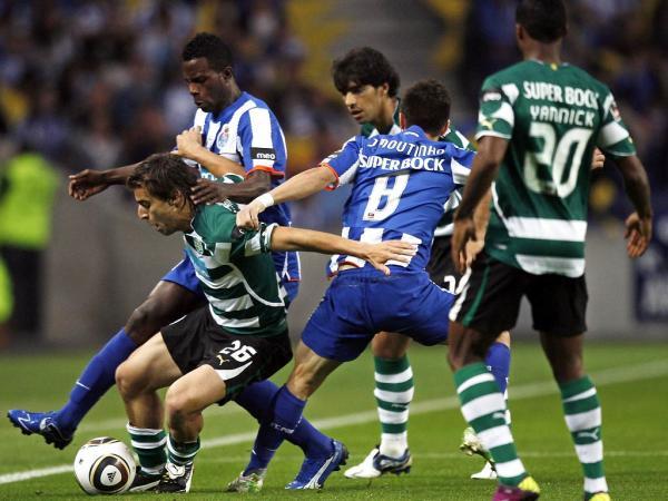 Sporting-F.C. Porto EM DIRECTO