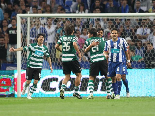 FC Porto x Sporting (Foto: Catarina Morais)