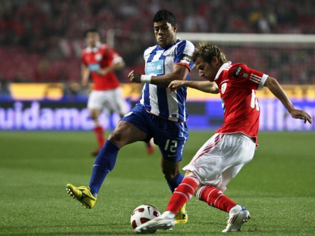 Benfica vs FC Porto (ANTÓNIO COTRIM/LUSA)