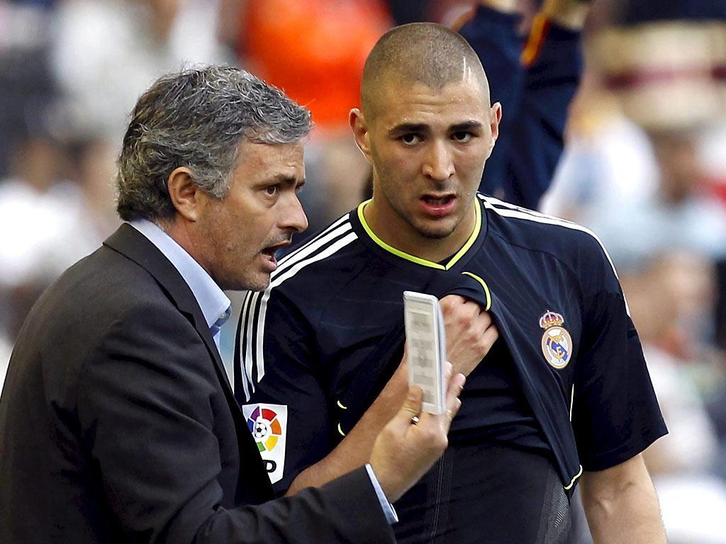 Benzema e os «cães e gatos» de Mourinho que caíram mal ao francês