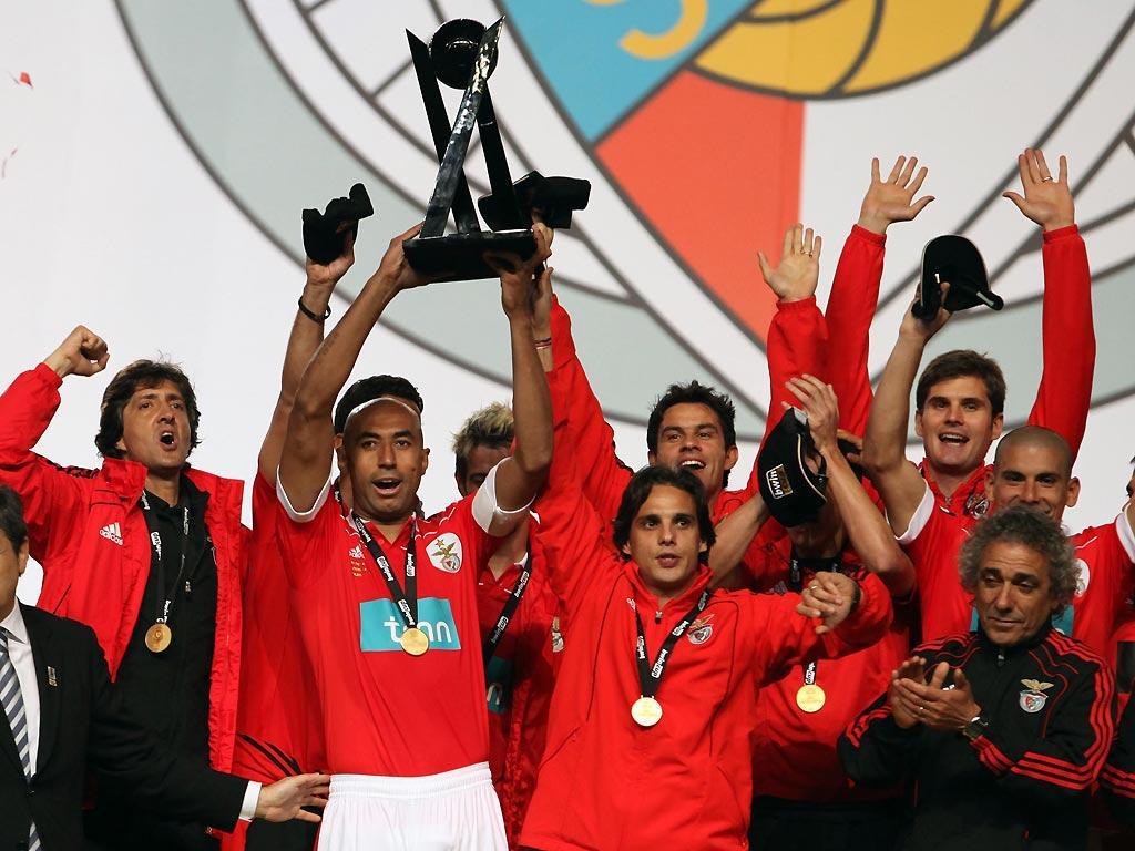 Benfica quer ganhar Taça da Liga pela quinta vez