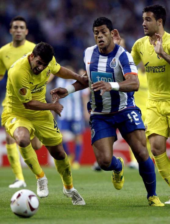 FC Porto vs Villarreal (José Coelho/LUSA)
