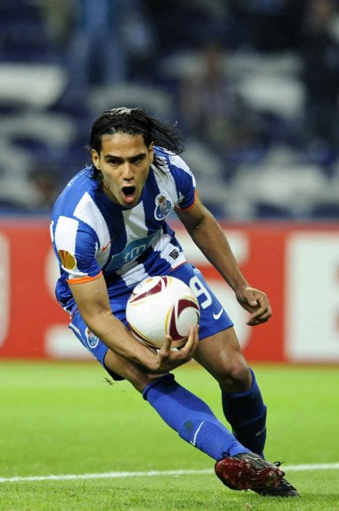 FC Porto vs Villarreal (Fernando Veludo/LUSA)