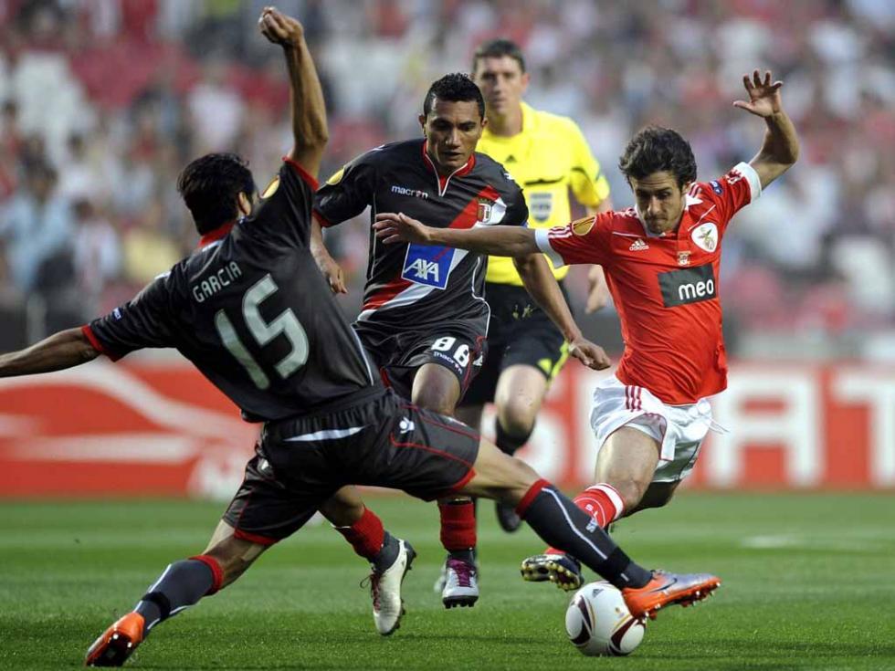 Benfica vs Sp. Braga (Hugo Delgado/LUSA)