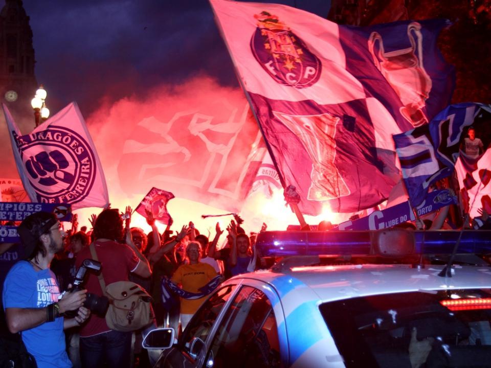 Festa do FC Porto: trânsito condicionado e transportes reforçados