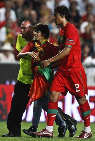 Portugal vs Noruega (Mário Cruz/LUSA)