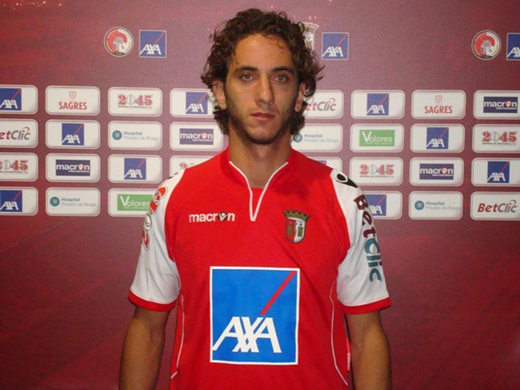 Nuno André Coelho assina quatro épocas pelo Sp. Braga