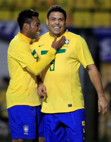Ronaldo, o adeus ao «Escrete»