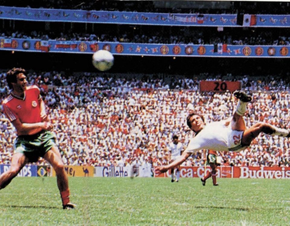 VÍDEO: golo de ex-Sporting eleito o melhor de todos os Mundiais