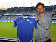 Villas-Boas no Chelsea