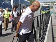 Real Madrid a caminho dos Estados Unidos