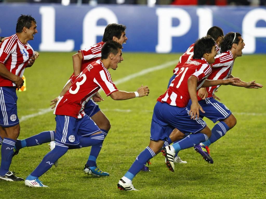 Copa América: Paraguai na final sem ganhar um jogo