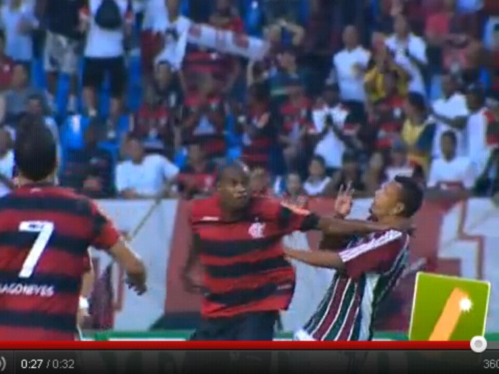 Benfica: Flamengo já pagou e Airton fica mais um ano