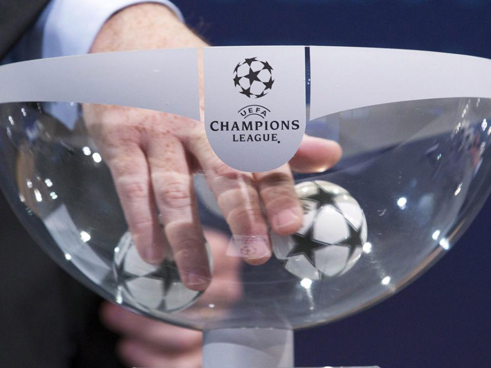 Os jogos dos quartos de final da Liga dos Campeões