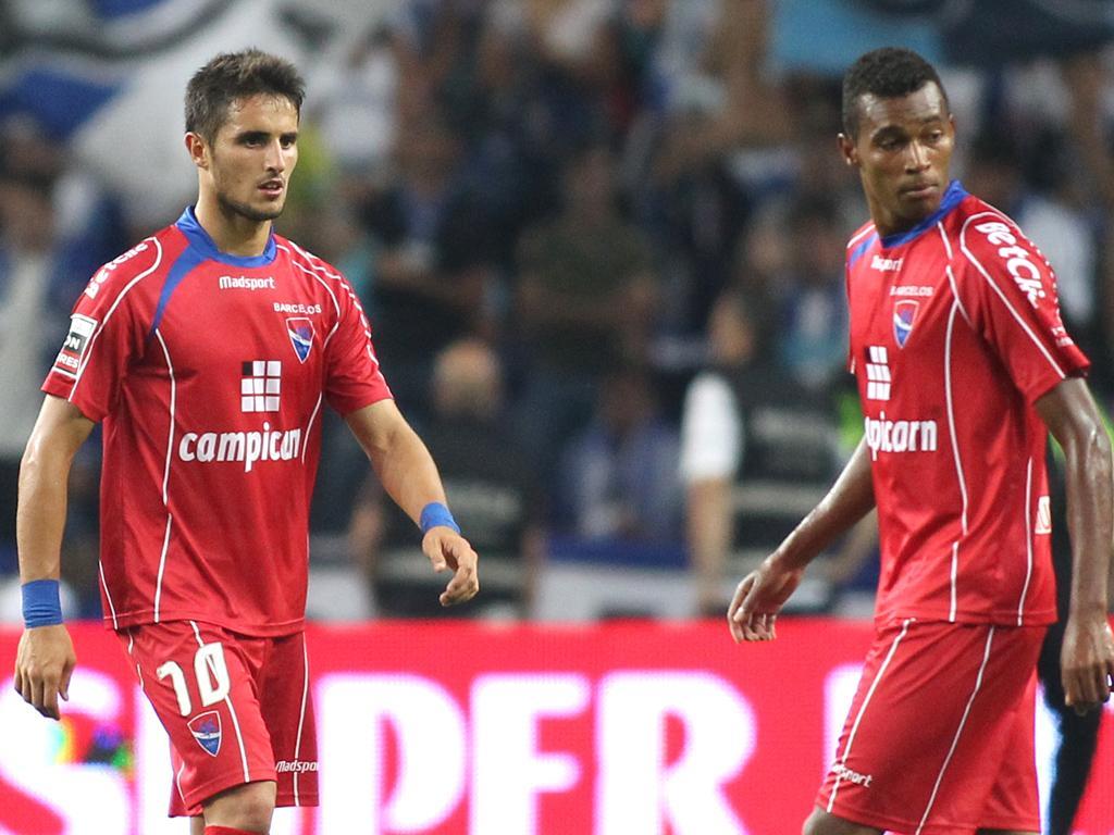 Hugo Vieira e Laionel