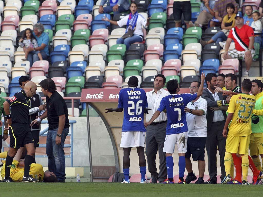Feirense-P. Ferreira , 0-0 (crónica)